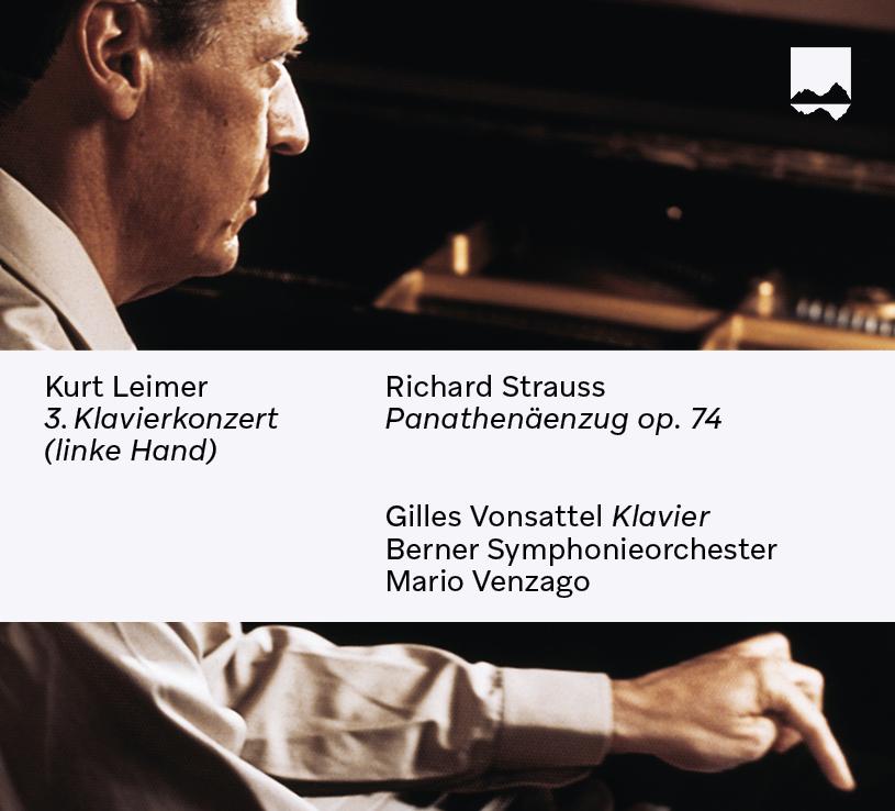 Kurt Leimer et Richard Strauss – deux concertos pour piano, main gauche seule
